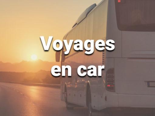 Voyages en car