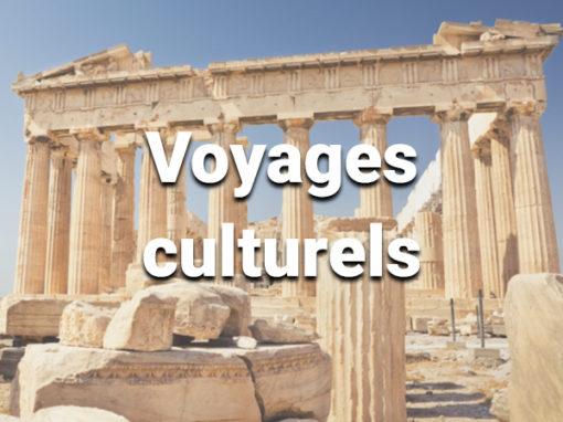 Voyages culturels